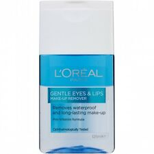NEW L'oreal Paris Gentle Eyes and Lips Express Makeup Remover 125ml RRP$15