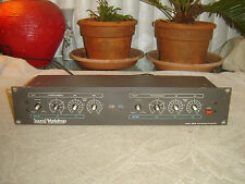 Sound Workshop 223A Electronic Crossover, Vintage Rack, As Is or Repair