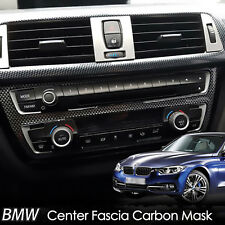 New Carbon Fiber Center Dashboard Consol Cover for BMW 3Series F30 320d 328i