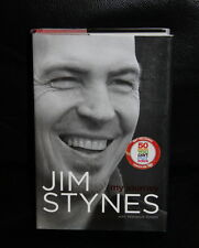 H/C book - JIM STYNES - My Story - with Warwich Green