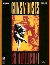 Guns N' Roses: Use Your Illusion I by Cherry Lane Music Company (Paperback /...