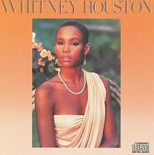 1 cent cd - WHITNEY HOUSTON - s/t debut 1985 - Kashif r&b soul Teddy Pendergrass