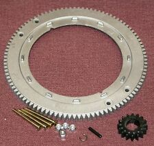 Flywheel ring gear replaces Briggs & Stratton Nos. 392134, 399676, & 696537.