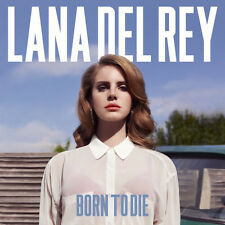 LANA DEL REY Born To Die CD 2012 (12 Tracks) NEW & SEALED