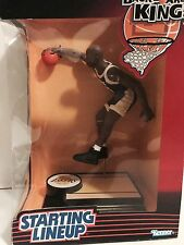 NBA SHAQUILLE O'NEAL LA LAKERS BACKBOARD KINGS KENNER ACTION FIGURE