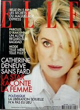 ELLE 2002: CATHERINE DENEUVE_MARY-KATE and ASHLEY OLSEN_SARAH MOON