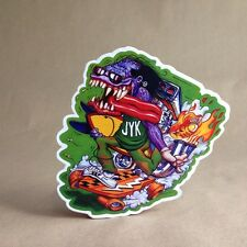 Vinyl Decal Sticker Rat Fink