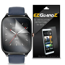 6X EZguardz Screen Protector Skin Cover Shield HD 6X For Asus ZenWatch 2 49mm