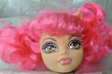 Replacement - Monster High Howleen Wolf Doll Head For OOAK #2876