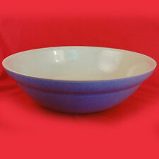 "JUICE - BERRY BLUE Denby CEREAL BOWL 7"" diameter NEW NEVER USED Made in England"