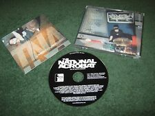 The National Acrobat - The Complete Recordings (cd) promo