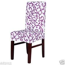 Stretch Banquet Slipcovers Dining Room Wedding Folding Party Chair Covers NEW