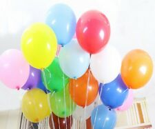 30 -100 Latex LARGE Helium High Quality Party Birthday Wedding Balloon baloon