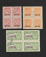 India Bhopal State used blocks of 4