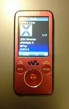 Sony Walkman NWZ-S639F Red (16GB) Digital Media Player