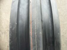 TWO 10.00x16,1000x16,10.00-16 DEERE FORD Ten Ply 3 Rib Tractor Tires w/Tubes