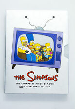 The Simpsons Complete First Season DVD Collector's Edition