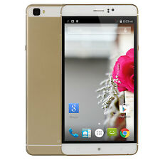 "6"" Unlocked Dual Core Android 4.4 SmartPhone 3G/GSM GPS WIFI  Mobile Cell Phone"