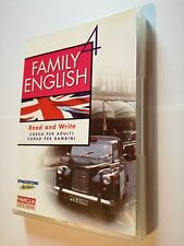 Family English. Read and Write CD-Rom Didattico corso d'inglese adulti e Bambini