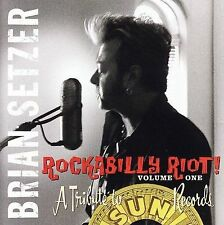 Rockabilly Riot 1: A Tribute to Sun Records, New Music