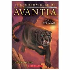 The Chronicles of Avantia #3: Call to War