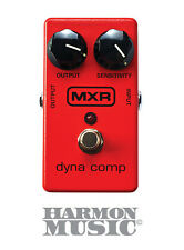 MXR M102 DYNA COMP ELECTRIC GUITAR EFFECTS PEDAL COMPRESSOR