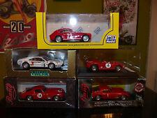 Ferrari Diecast Lot 1:43