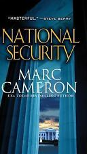 National Security by Marc Cameron *Jericho Quinn* VG C (2015, Trade-size PB)