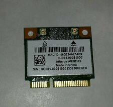 Atheros AR5B125 Mini PCI-E 802.11b/g/n Wireless WiFi Card