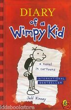 Diary of a Wimpy Kid Story Book - DIARY OF A WIMPY KID: Book 1 - NEW