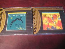 STEVEN WINWOOD ARC OF DIVER  & TALKING BACK MFSL Sealed 24 KARAT Gold 2 CD SET