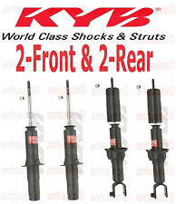 Honda Civic 1996 to 2000  4- KYB Excel-G Struts    2-Front & 2-Rear