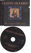 CD--GLENN HUGHES -- ----I'LL BE WAITI