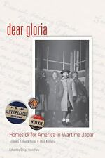 CMU Press  Dear Gloria : Homesick for America in Wartime Japan ...WWII , Hirai
