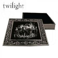 Twilight Pewter Jewellery Box - Bella Swan and the Cullens