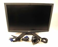 "Acer X193W 19"" Widescreen LCD Computer Monitor Flat Screen Desktop X193 W"