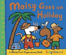 LUCY COUSINS __ MAISY GOES TO THE MUSEUM ___ BRAND NEW ___ FREEPOST UK