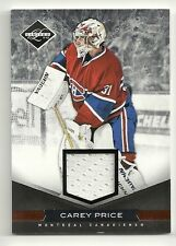 2011-12 Panini LIMITED Game Used Jersey #177 CAREY PRCE  Serial #46 of 99