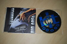 Scanners - Big area. New club mix. CD-Single PROMO (CP1705)