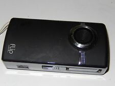FLIP VIDEO ULTRA HD CAMCORDER BLACK