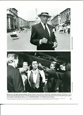 James Coburn David Caruso Bruce Willis Don Harvey Hudson Hawk Press Photo