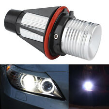 2x Car 6000K White 5W Angel Eyes LED Light Lamp For BMW E39 E53 E60 E61 F7