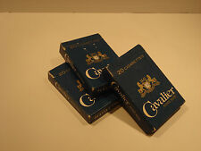Cavalier Cigarettes Playing Cards lot of three