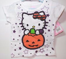 Hello Kitty Halloween Infant Girls T-Shirt Size 18 Months