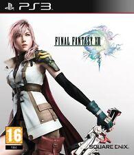 gioco prima release FINAL FANTASY XIII 13 PS3 sigillato