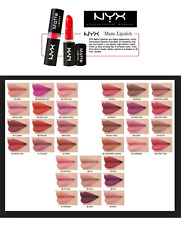 30 PCS SET NYX Matte Lipstick  USA Seller LIP STICK
