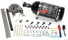 Nitrous Outlet 4 Cylinder Direct Port System With Rails And 10lb Bottle