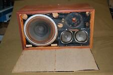 Single Acoustic Research AR-2A Vintage / Antique Wood Speaker AR2a