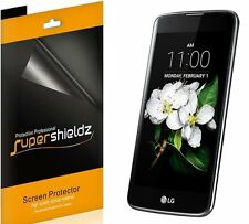 3X Supershieldz Anti-Glare Matte Screen Protector Saver For LG K8