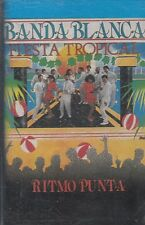Banda Blanca Fiesta Tropical Ritmo Punta Cassette New Nuevo Sealed